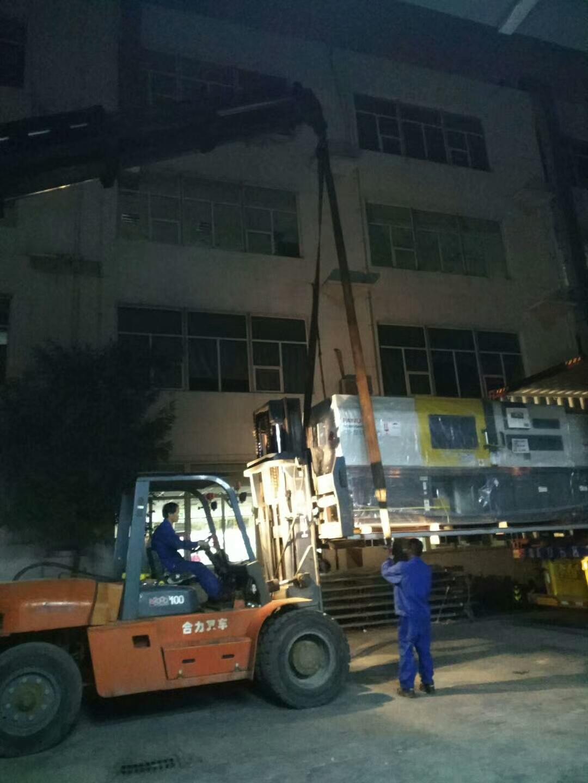 衢州机器装卸